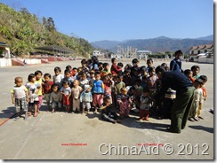 Children Refugee