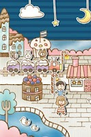Screenshot of Sweets Shop LiveWallpaper