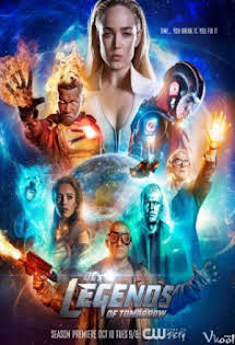Huyền Thoại Ngày Mai :Phần 3 - Legends Of Tomorrow :Season 3