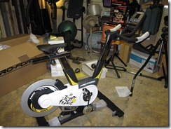 Le Tour de France Spinner Bike