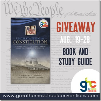 Homeschooler, Do you understand the constitution? Free ebook and study guide