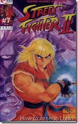 P00007 - Street Fighter II Manga #