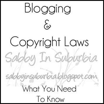 blogger copyright