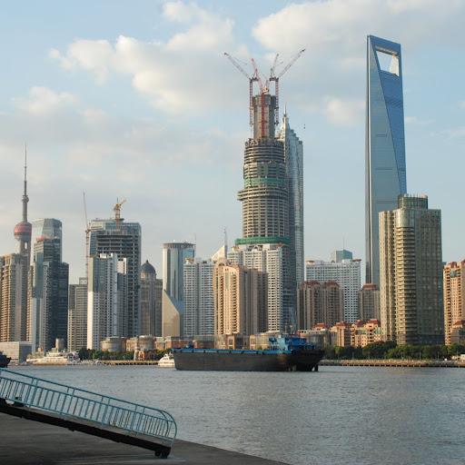 Shanghai Cooldocks - Tours sur le Huangpu