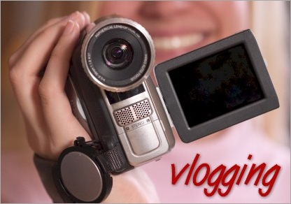Video blogging No fancy software only some cool ideas