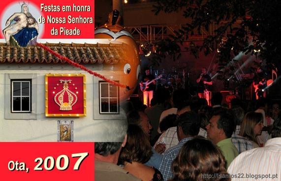 Festas N. Sra. Piedade - 2007