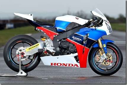 Honda Racing TT Legends  - 2011