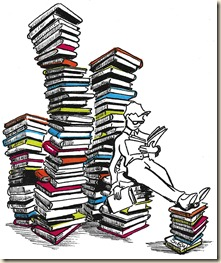 ReadingPilesOfBooks