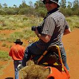 Riding Camels At Uluru! - Yulara, Australia