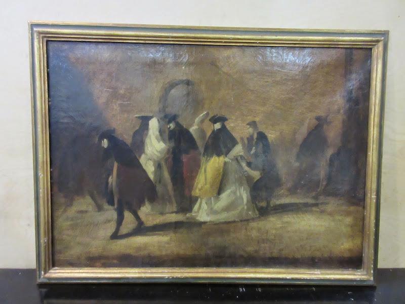 Fracesco  Guardi Oil Painting