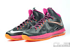 lebron10 floridians 06 web white The Showcase: Nike LeBron X Miami Floridians Throwback