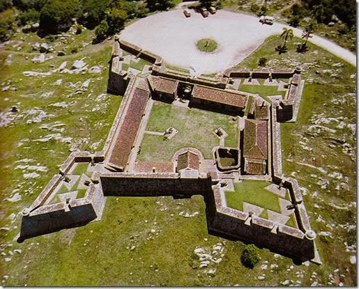 Fortaleza Santa Tereza-Rocha-Uruguai