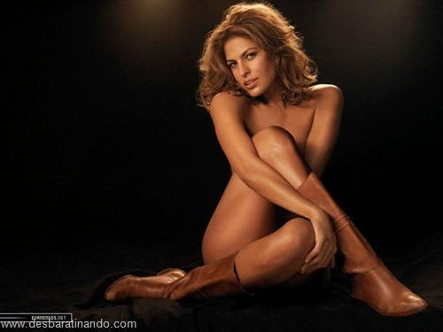 eva mendes linda sensual sexy sedutora photoshoot desbaratinando  (37)