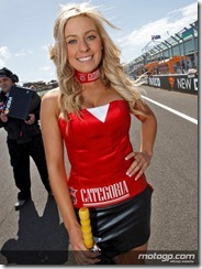 Paddock Girls Iveco Australian Grand Prix 16 October 2011 Phillip Island Australia (39)
