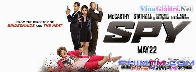 Quý Bà Điệp Viên - Spy