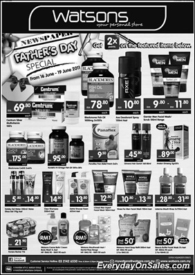 watsons-father-day-special-2011-EverydayOnSales-Warehouse-Sale-Promotion-Deal-Discount