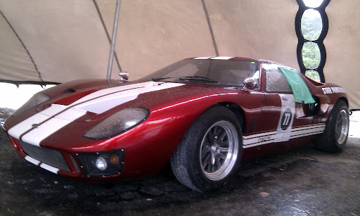 Hill Climb: The Ford GT40 of