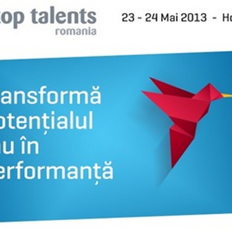 Top Talents Romania 2013
