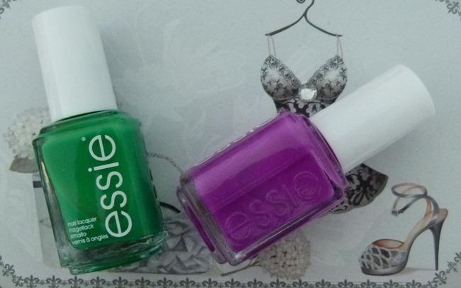 Essie Neon Haul
