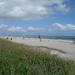 beautiful cocoa beach in Cocoa Beach, Florida, United States