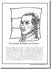 José Gaspar Rodríguez de Francia paraguay 1