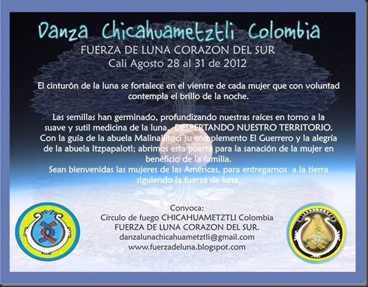 Danza Luna colombia 2012