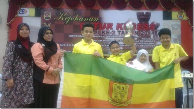 Johan Rendah - SK Rendah Jelutong
