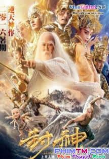 Phong Thần Truyền Kỳ - League of Gods Tập HD 1080p Full