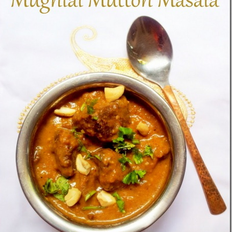 Mughlai Mutton Masala | Eid Recipes