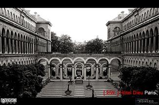 D90, Hôtel Dieu, mromero, Nikon, Paris, piano, prioap, Prioridad de Apertura, street piano