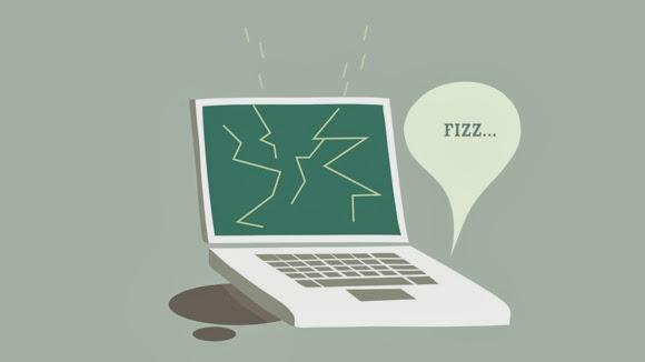 Komputer riba Asus kurang mengalami kerosakan