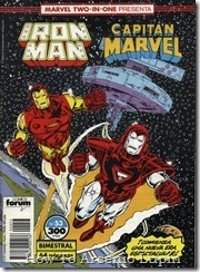 P00100 - El Invencible Iron Man - 215 #216