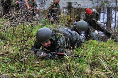 В Мордовии прошли испытания на право ношения крапового берета