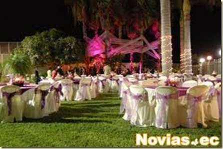 Decoracion de Jardines para Bodas