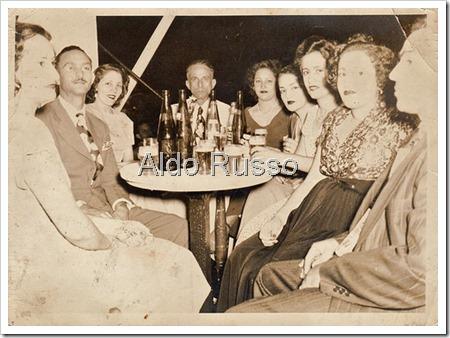 Aldo Russo grupo en el Casino