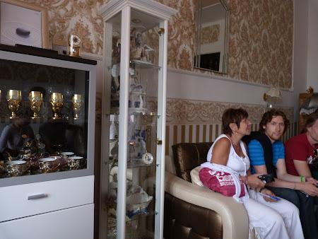 Viata de zi cu zi Ungaria: apartament in Budapesta