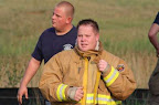Firefighter Peter Bagarella