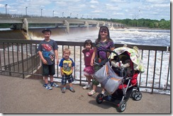 Coon Rapids Dam