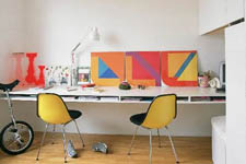 Imagen inspiración para decorar tu Home Office