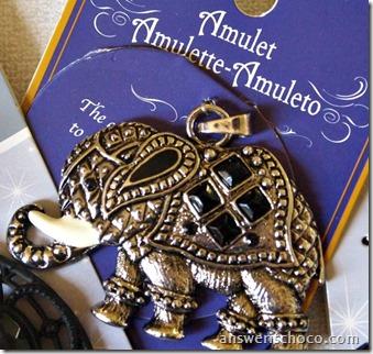 Elephant Amulet