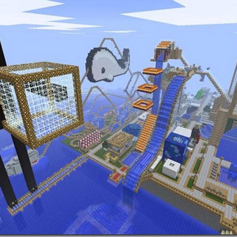 Minecraft 1.4.6 - Funland 3 (adv/mappa parco giochi)