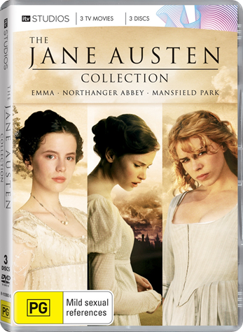 The Jane Austen Collection - sameliasmum.com