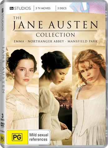 The Jane Austen Collection - sameliasmum.com