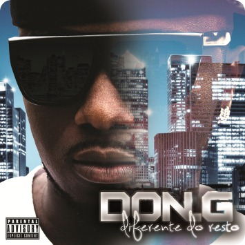Don.G - Diferente Do Resto (Frente)