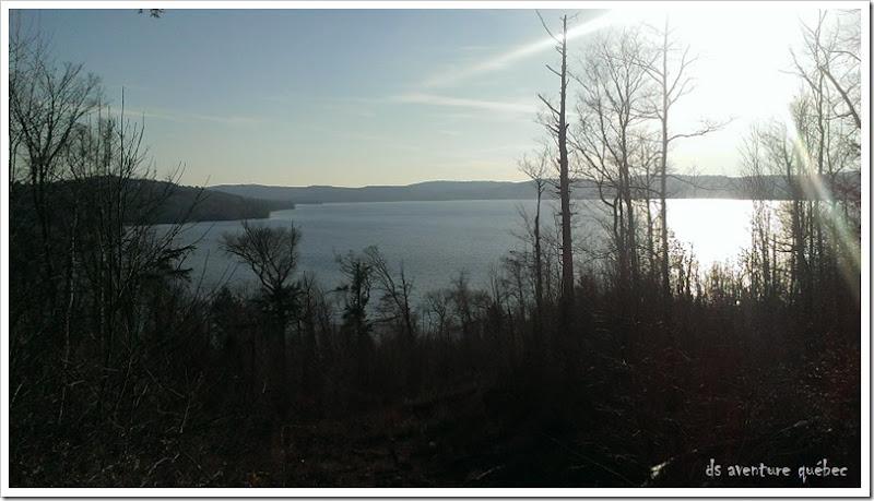 DS Aventure Quebec - Lac Gagnon Est