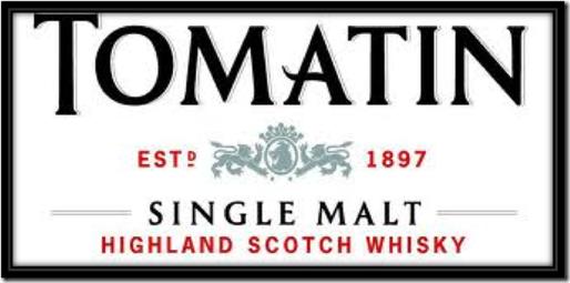Tomatin Logo
