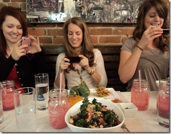 food blogger reality