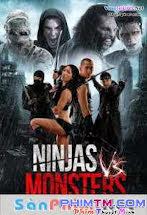 Ninja Đại Chiến Quái Vật