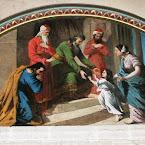 Peintures de l'église de Montfarville