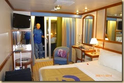 Cruise day 1 030